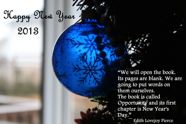 New year pic for blog